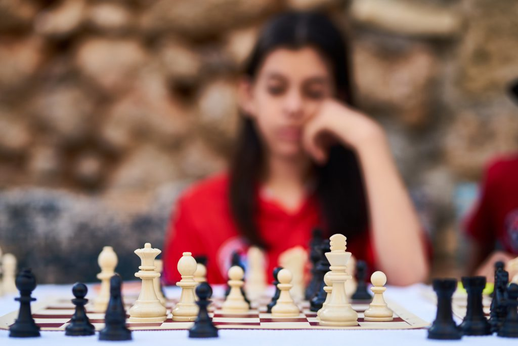 חוג שחמט לילדים
