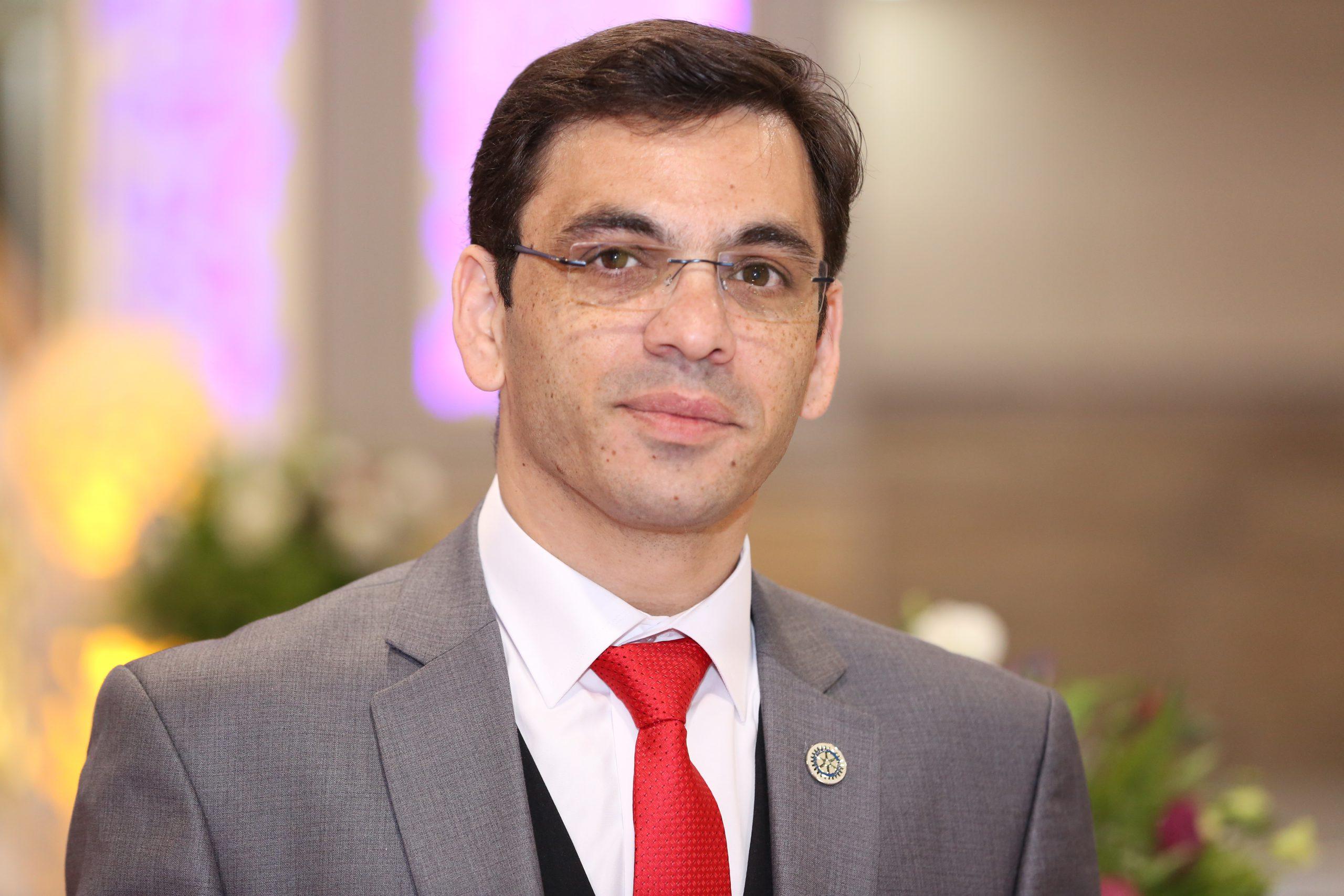 תמונת פרופ' מוחמד ותד, ראש בית הספר למשפטים במכללה האקדמית צפת.