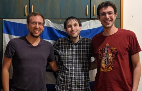 המתווכחים הטובים ביותר בעולם:סטודנטים מאוניברסיטת תל אביב  זכו באליפות העולם לדיבייט