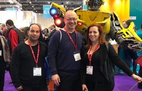 בשורות לחיפה מכנס BETT הבינלאומי בלונדון: האקדמית גורדון עתידה להכניס טכנולוגיות חדשות נוספות ראשונות מסוגן בארץ