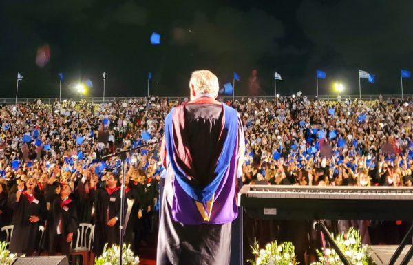 2,600 בוגרות ובוגרים קיבלו תארים בטקס חגיגי באוניברסיטת רייכמן (הבינתחומי הרצליה)