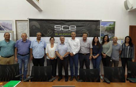 הסכם שיתוף פעולה בין Incubit מבית אלביט מערכות לבין מכללת SCE