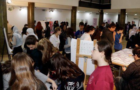יום פתוח במרכז האקדמי לעיצוב וחינוך ויצו חיפה