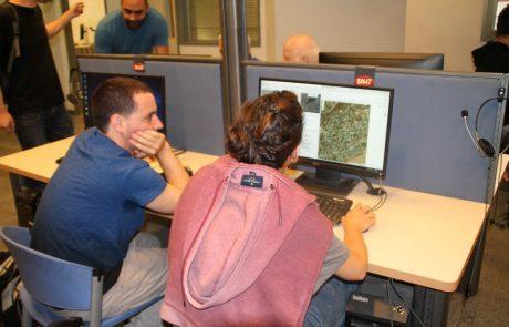 באוניברסיטה העברית מסייעים למפות את היישובים בעוטף עזה