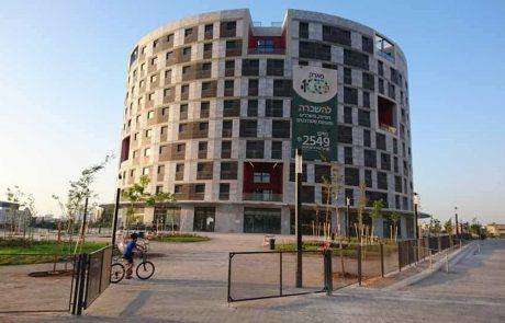 בשעה טובה: הושקו מגדלי המעונות החדשים באוניברסיטת בר אילן