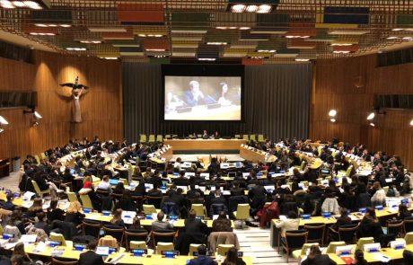 """מה קורה כשסטודנטים מ-127 מדינות נפגשים באו""""ם?"""