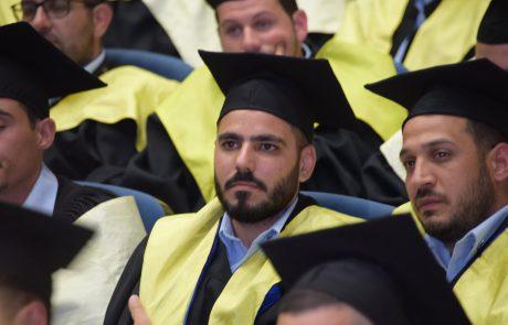 קצין ודוקטור: 85 צוערים וקציני משטרה סיימו תואר ראשון B.A מטעם אוניברסיטת חיפה