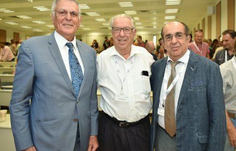לכבוד יום הולדתו ה80 של פרופ' דן מאירשטיין: כנס כימיה בינלאומי התקיים באוניברסיטת אריאל