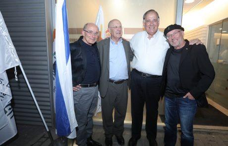 קמפוס העיר התחתית של אוניברסיטת חיפה נחנך באירוע חגיגי