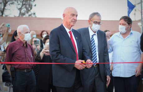 שגריר ישראל בסין לשעבר חנך אוניברסיטה חדשה עם הצמרת העסקית וקולגות מהאקדמיה
