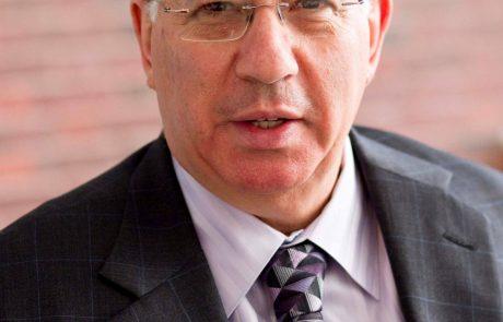 פרופ' שי פלדמן הוא הנשיא החדש של המכללה האקדמית ספיר