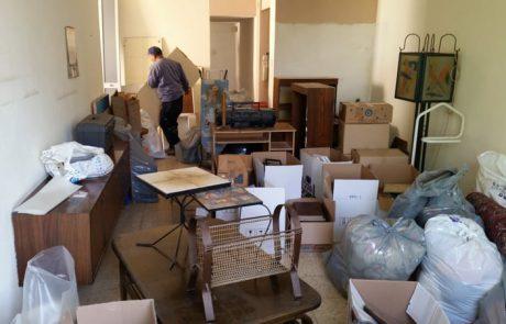 בית של אגרנים – איך אפשר להתמודד עם זה?