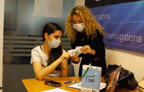 שווים בלימודים: סטודנטים מאוניברסיטת תל אביב מלמדים צעירים עם מוגבלויות שיעורים אקדמיים