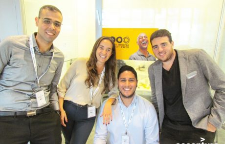 סטודנטים מאוניברסיטת תל-אביב בנו אסטרטגיה דיגיטלית וזכו בהתמחות יוקרתית בתשלום