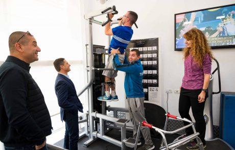 חוקרות מאוניברסיטת בן-גוריון מצאו: אימון גופני מסייע בעצירת הזדקנות מוקדמת בקרב אנשים עם שיתוק-מוחין