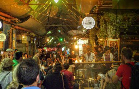 מרתון דיגיטלי אל תוך הלילה: הסטודנטים של העברית מסייעים לעסקים הקטנים
