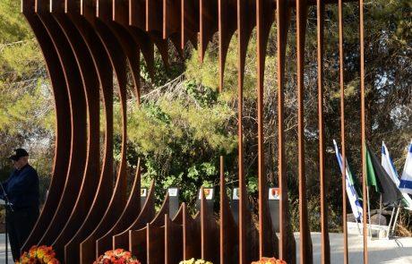 בעיצוב סטודנטים מ-HIT: נחנכה אנדרטה לאוגדות וחטיבות השיריון בלטרון