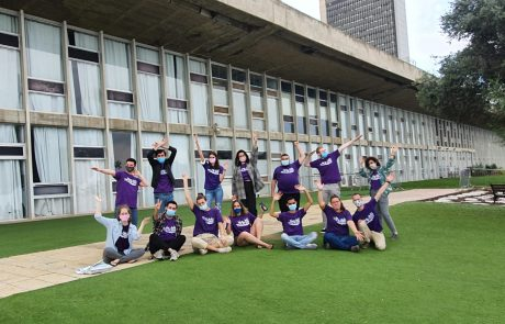 הבחירות לאגודת הסטודנטים באוניברסיטת חיפה: תא 'עומדים ביחד' מוכן למהפך