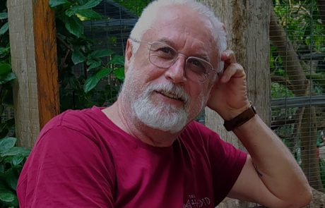 פרס מפעל חיים לפרופ' פיליפ רנצר מהחוג לאמנות בבית הספר לאמנויות באוניברסיטת חיפה