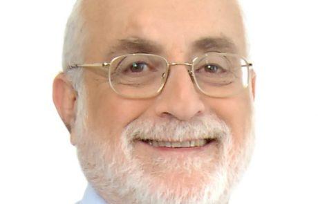 חתן פרס ישראל בתחום חקר הפיזיקה: פרופ' שלמה הבלין מהמחלקה לפיזיקה באוניברסיטת בר-אילן