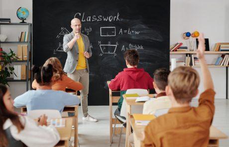 האם כל אחד יכול להיות מורה?