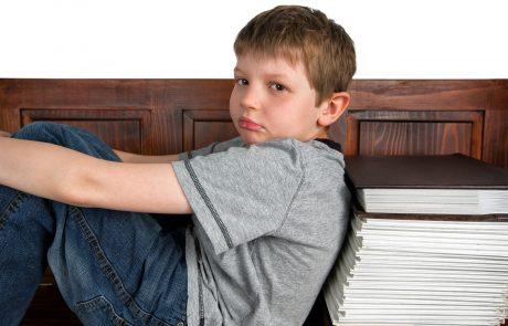 למה חשוב לאבחן את הילדים בבית הספר?