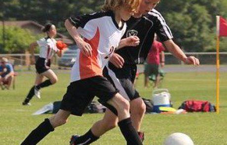 פציעות ספורט בקרב תלמידים בזמן בית הספר